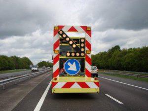 Muncitor siguranța traficului Olanda